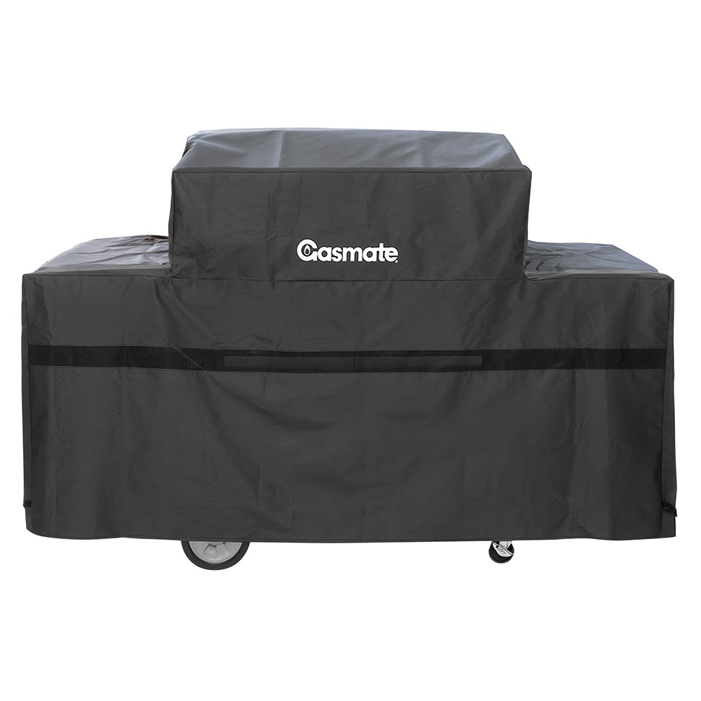 BC6RSSD Super Deluxe 6 Burner Hooded BBQ Cover