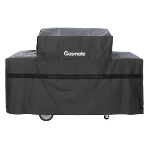 Super Deluxe 4 Burner Hooded BBQ Cover