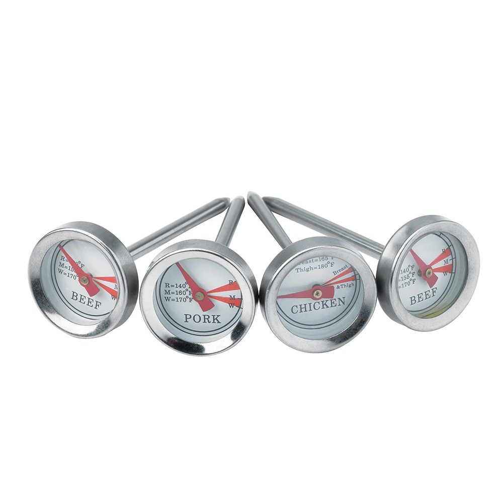 GM058-012 Meat Thermometer 4 Pack
