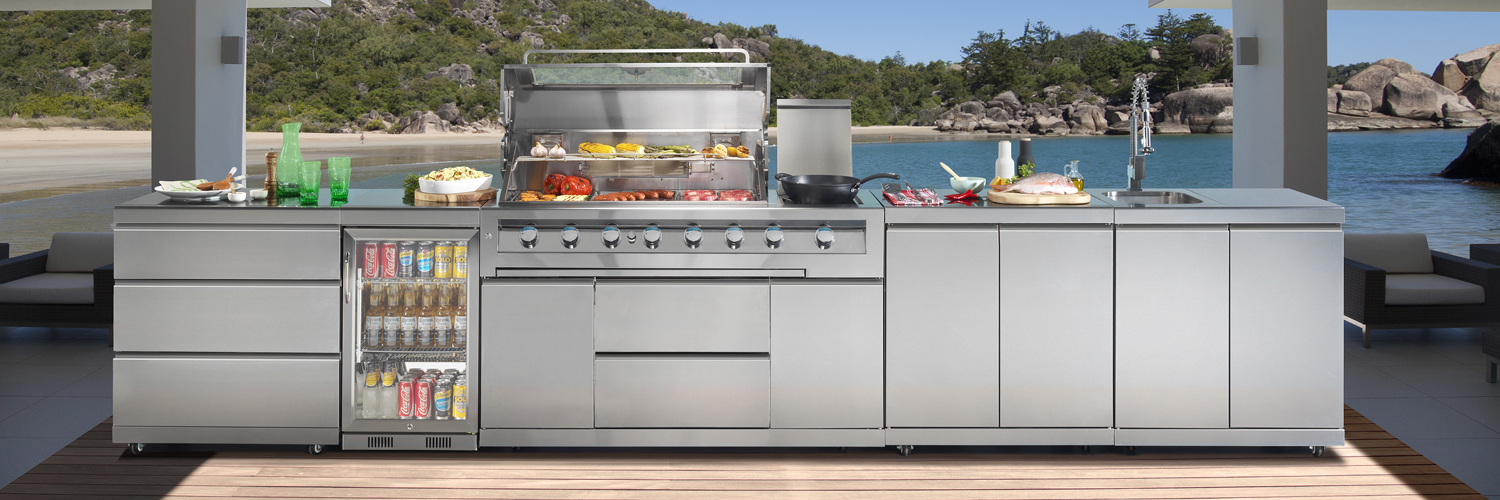 The Galaxy Modular Outdoor Kitchen