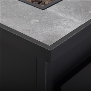 Gasmate Bastion Fire Table Finish