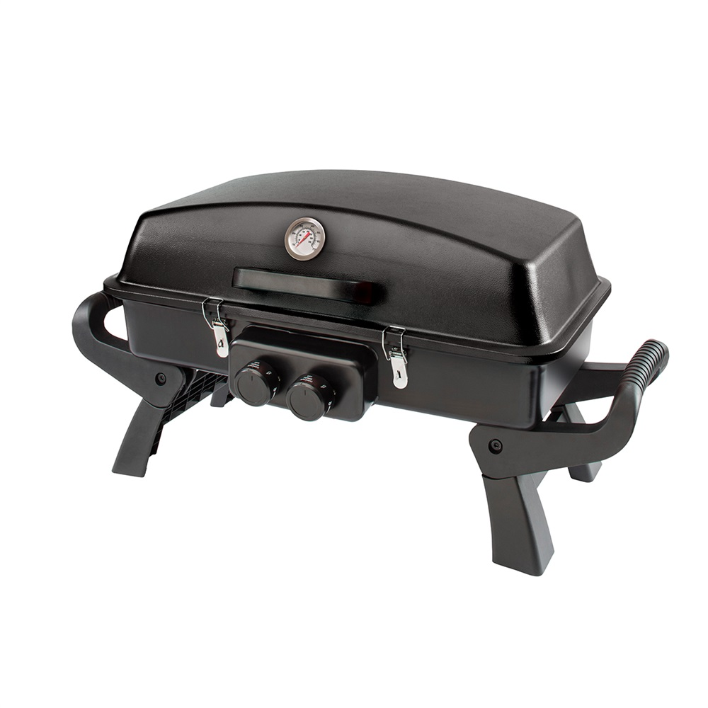 Adventurer Deluxe2 Two Burner Portable BBQ