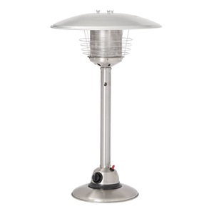 Tabletop Heater (Stainless Steel)