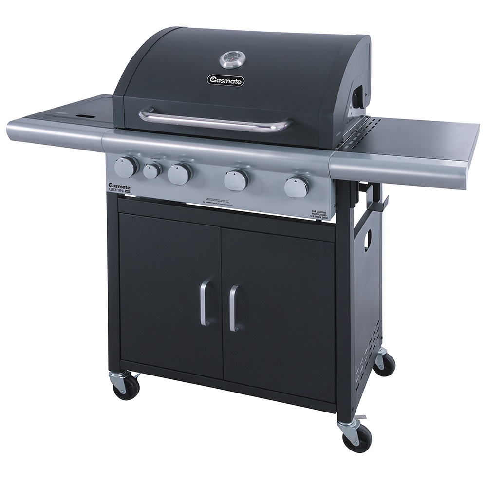 GM172-121 Gemini 1610 4 Burner BBQ