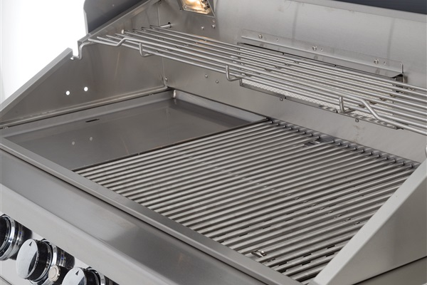 Stainless Steel Hotplate & Grill