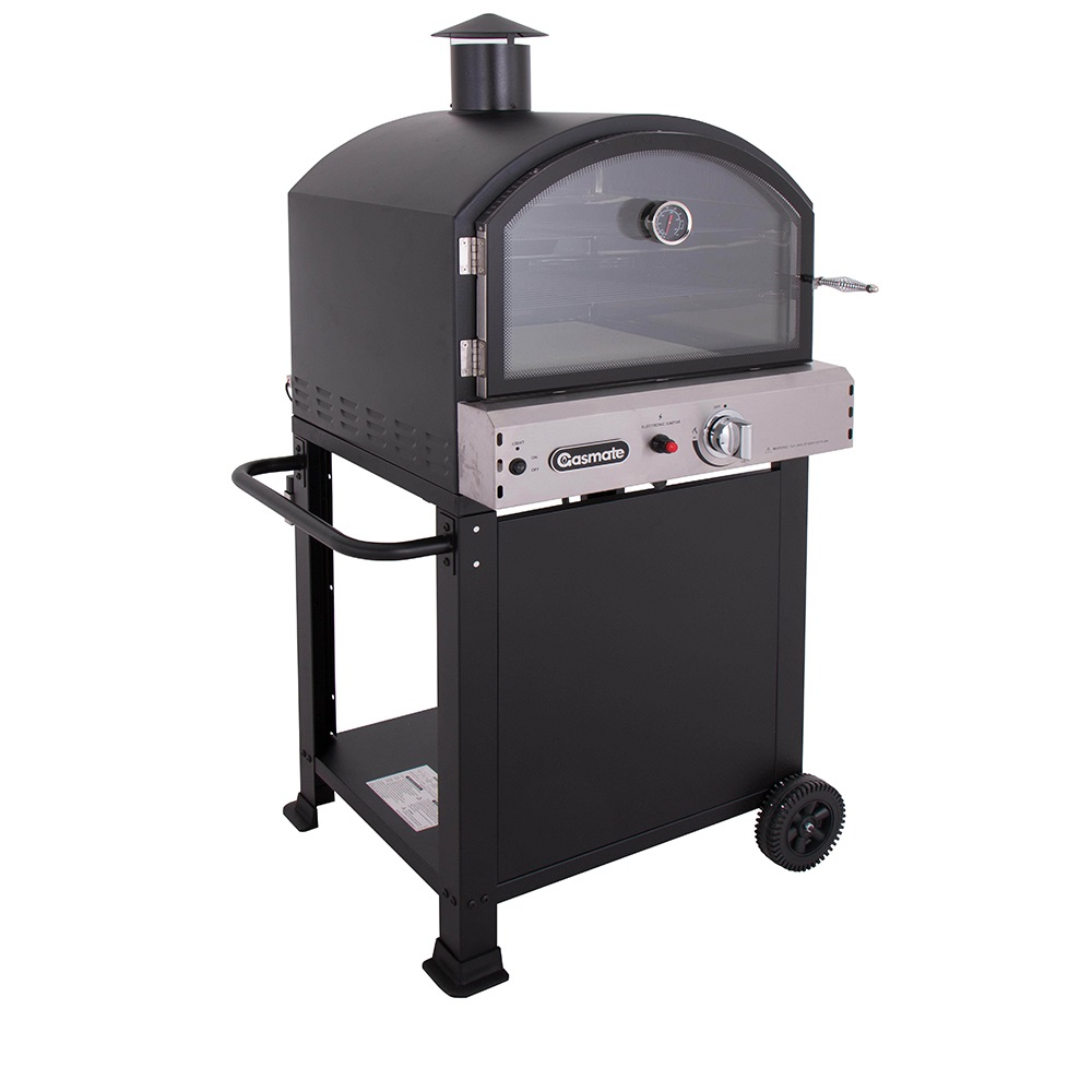 Pizza Oven with Light and Stand (left)