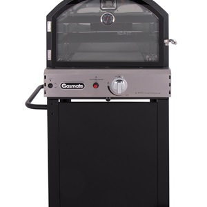 GM160-014 - Pizza Oven with Light and Stand (front)