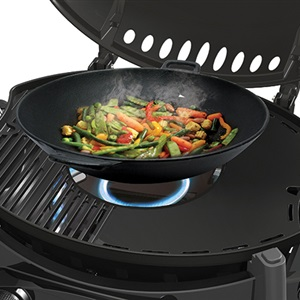 Odyssey 3T Removable Grill for Wok Cooking