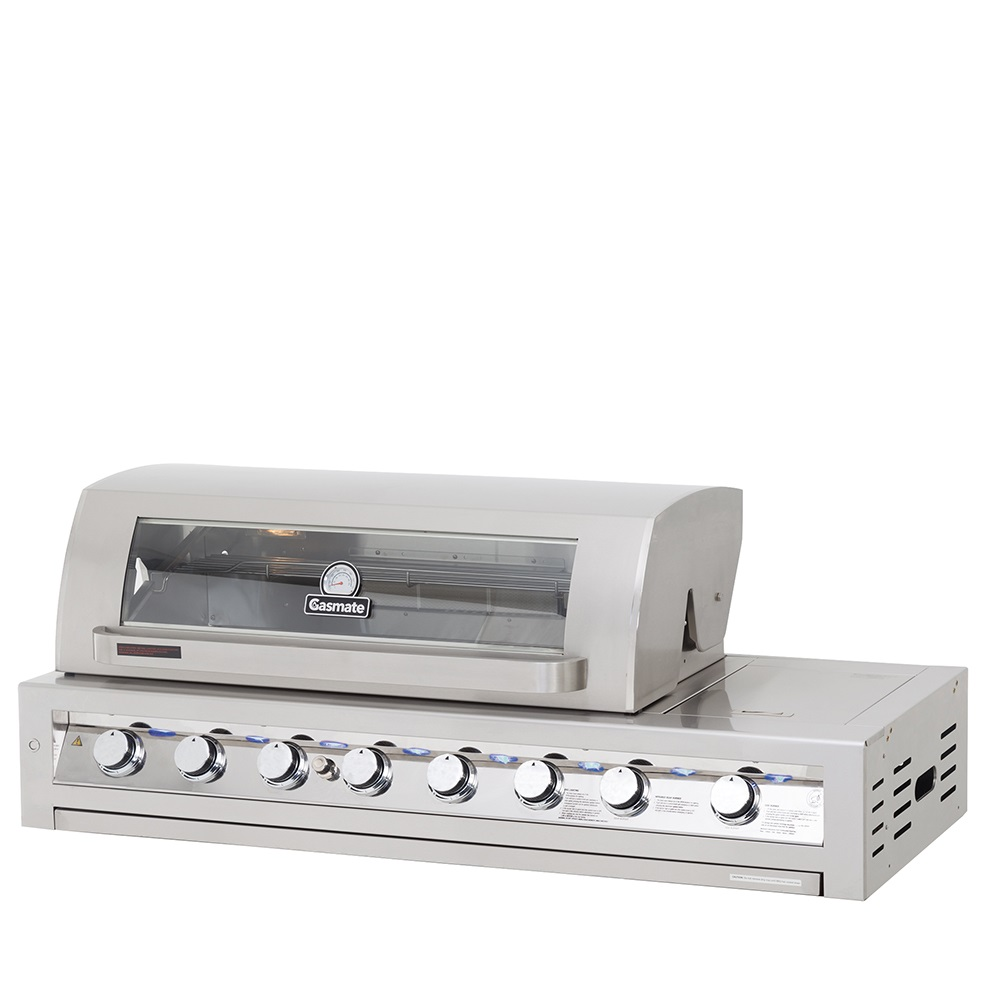 BQ0190B Galaxy 6 Burner Built-In BBQ