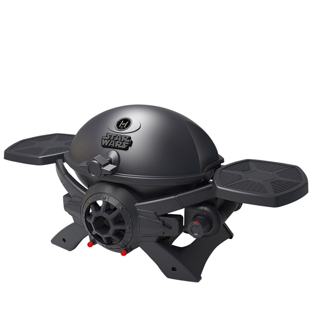 SW-2201 Star Wars TIE Fighter Single Burner Portable BBQ
