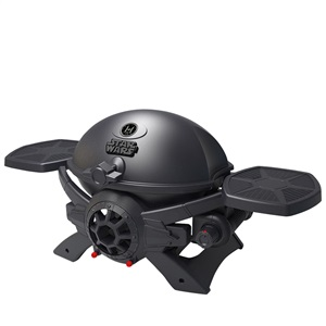 Star Wars TIE Fighter Single Burner Portable BBQ