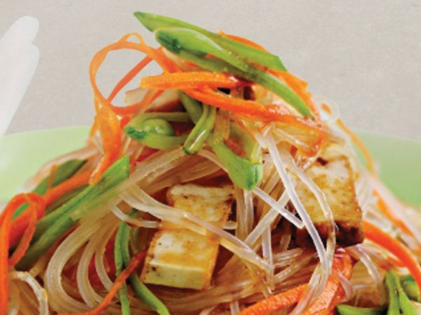 Wok Seared Vegetable