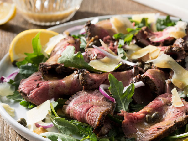 Seared Beef