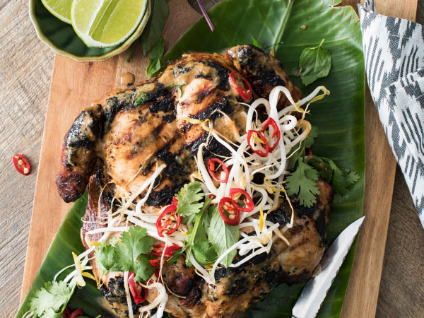 Whole Butterflied